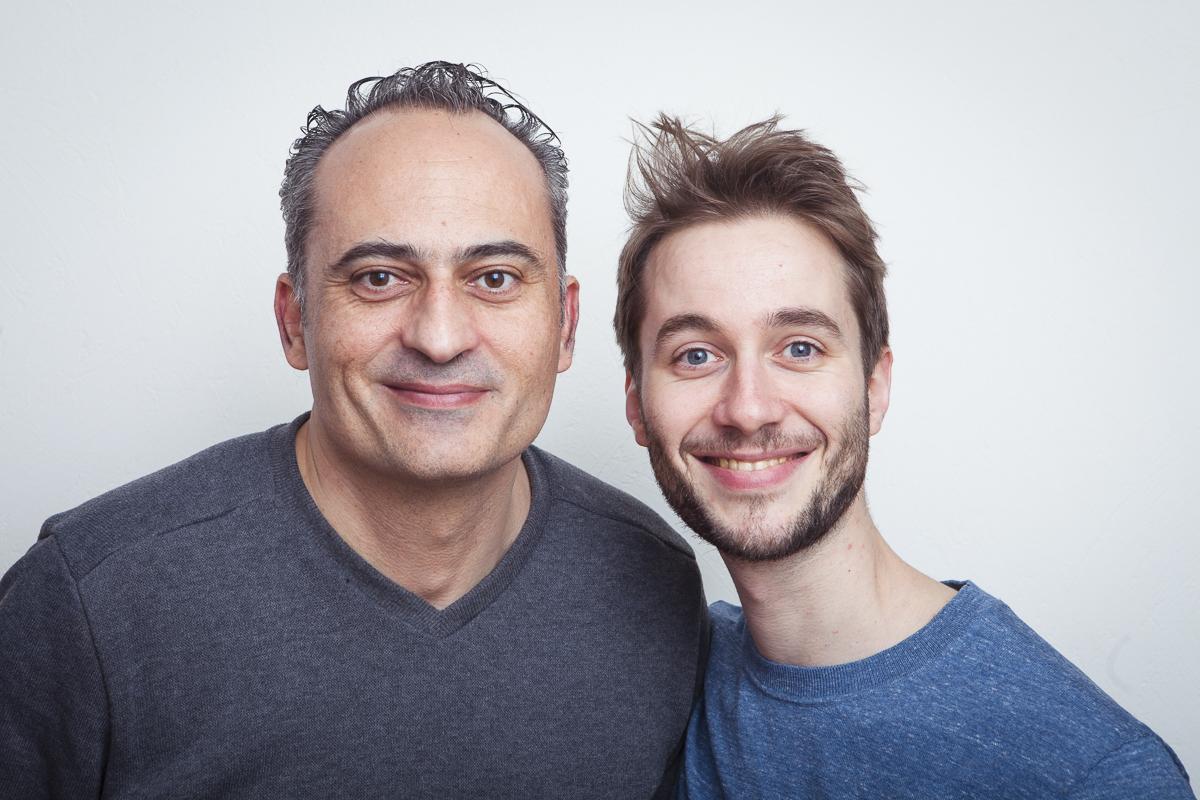 Pierre et Nicolas